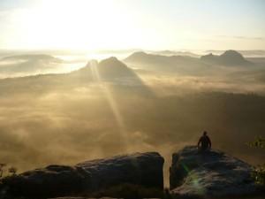 meditation in der sächsischen schweiz